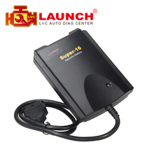 Super 16 Launch X431 CANBUS II SUPER16 Connector OBDII EOBD CAN BUS II Adaptor for X431 Diagun iii/Tool/master/iv Super 16(China)