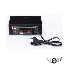 12V Small Car AV Amplifier Card Home Theater Amplifiers Full Frequency 13W +13W Multi-Channel I Key Buy(China)
