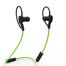 F18490 BT-H06 Sport Bluetooth V3.0+EDR One for Two Function Wireless Headphone Earphone Microphone Handsfree Stereo Sound