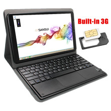 "3G WCDMA Tablet 10.1"" Windows 8.1 Tablet PC 1GB/16GB Wifi HDMI OTG laptop 1280*800 IPS Quad Core Gift Bluetooth Docking Keyboard(China)"