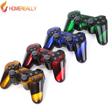 HOMEREALLY Wireless Bluetooth Joystick For PS3 Controller Sixaxis Gamepad For PlayStation3 Controller Game Joystick Accessory(China)