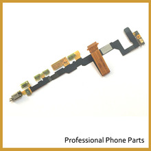 5 pcs /Lot, Original Power Side Button Volume Flex Cable FPC For Sony Xperia Z5 Compact Z5 Mini Replacement Parts