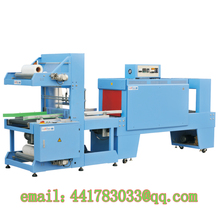 ST6040Z BSE5045A Automatic Sleeve Sealing Shrink Sleeve Sealer shrink packaging beverage production line film packaging machine(China)