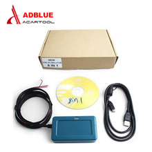 Truck Adblue Emulator 8 in 1 super quality for Mercedes MAN Sca nia Iveco DAF Volvo Renault and F-ord  Adblue Emulator 8-in-1