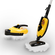 Multifunctional 5 in 1 steam mop + Steam cleaning machine + Steam iron + Glass Clean + Garment Steamer + Fumes cleaning machines
