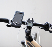 New Smart for iPhone5/5s Bike Bicycle Handle Phone Mount Cradle Holder Cell Phone Support Case