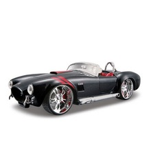Maisto 1:24 1965 Shelby cobra 427 Die-casts Metal Car Collection Models