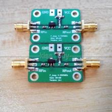 5MHZ to 5.5GHZ  5500MHz  Broadband Low Noise RF Receiver Amplifier Signal Amplifier Gain: 20dB HF VHF/UHF