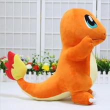 2016 NEW 50cm Japanes Charmander Plush Toys  Pocket Monsters Stuffed Animals Dolls Children Toys kids Christmas Gifts