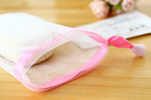 Handmade Soap Bubble Net Play  Net Cleanser Cleansing Net Soap Bag  2710 Wash Soap Bag Bubble Bag 9.5*15cm