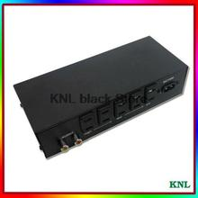 Led Audio Controller, RGB music controller 5 channels AC110V/220V; 82.5W(each channel, 110v),165W(each channel , 220v)(China)