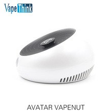 Avatar VapeNut Intelligent Hardware Device for electronic cigarette Vapor Detection and Elimination Popular Air Purifier clear