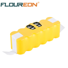 (2pcs/lot) 14.4V 3500mAh Ni-MH Rechargeable Vacuum Battery for iRobot Roomba 500 510 521 550 560 600 610 650 700 760 770 780 800