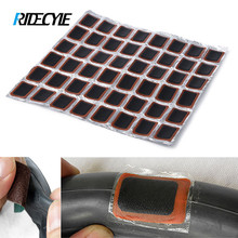 Professional Bike Repair Kits 48Pcs/Set Cycling Puncture Patch Bicycle Motor Bike Tire Tyre Tube Rubber Puncture Patches