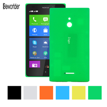 For Nokia XL High Quality Protector Battery case Candy color Replace Original back cover Battery cover PC cases