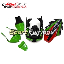Fairings Kawasaki ZX10R Year 2011-2015 11 12 13 14 15 Sportbike Green Red Racing Fiberglass Motorcycle Fairing Kit Bodywork New