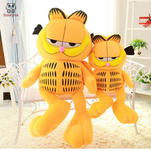 BOLAFYNIA Children Stuffed Toy kids doll plush baby toys Garfield Genuine cat Christmas birthday gift(China)