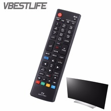 VBESTLIFE New 433mhz Smart Remote Control Replacement For LG AKB73715601 LCD LED Smart TV Television Control Remote Universal(China)