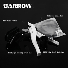 Barrow OD12mm 14mm 16mm Acrylic / PMMA/PETG Hard Pipe Bending Mould Kit For Hard Tube Computer Water Cooling YRT
