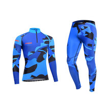 2018 RUSSIA Cross Country Skiing Race Suit(China)
