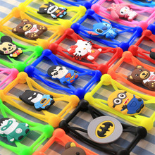 Universal Cartoon 3D Soft Silicon Rubber Case For Motorola Moto G3 G 3rd Gen XT1541 Flexible Phone Case Frame  For Newman N1