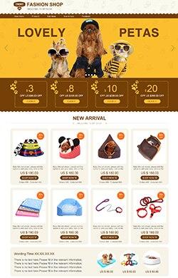 华灵视觉★Y92宠物用品猫粮狗粮宠物食品玩具三色切换