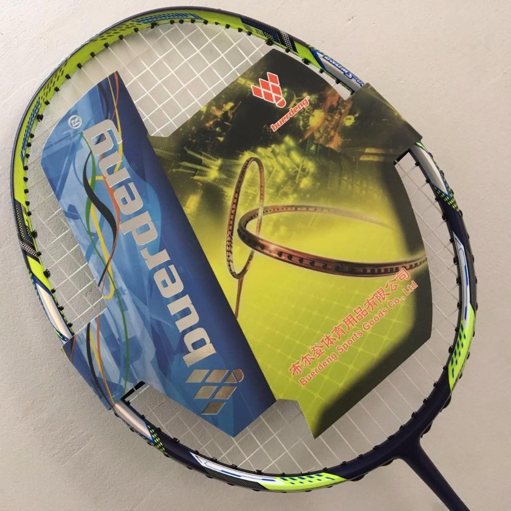 Jetspeed s2 badminton racket with overgrip