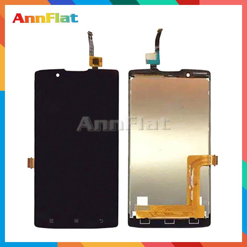 high 4.5'' Lenovo A2010 LCD Display Screen Touch Screen Digitizer Assembly Free