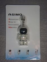 "FREE SHIPPING NEW RARE Japan Asimo Robot Mini Figure 4cm 1.6"" Cell Phone collect gift(China)"