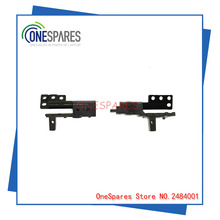 Original Laptop LCD Screen Hinges Bracket For HP For Compaq NC6400 6910p 6910 laptop L R