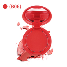 LIDEAL Brand Pink Blush Cute Color Cosmetic Long Lasting Contouring Pigmented Mineral Powder Face Blusher Makeup(China)