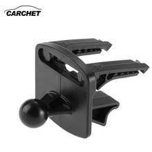 CARCHET GPS Stand for Garmin Nuvi ABS Car Vehicle Air Vent Mount Holder Bracket GPS Fit all Nuvi Bracket(China)