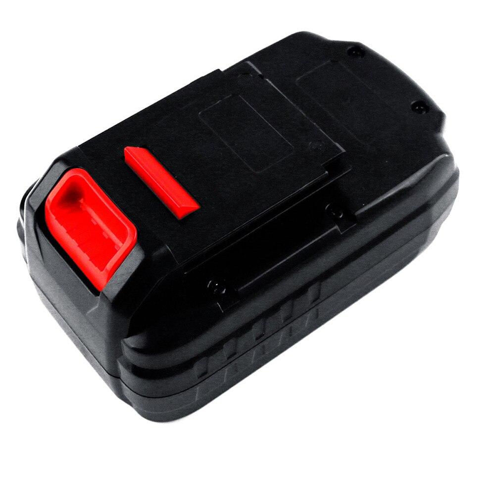 1 pc New power tool battery for PTC 18VA,20.40mAh PC18B,PC18B,PCMVC,PCXMVC,PC1800D,PC1801D,2611-2755 VHK33 T0.4<br>