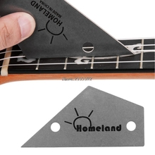 Professional Fret Rocker Luthier Tool Fret Leveling Guitar Set up Tool Bass(China)