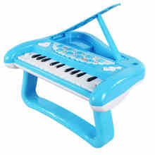 Children's simulation of multi-function electronic organ baby early childhood educational toys mini piano music 3-6 years old