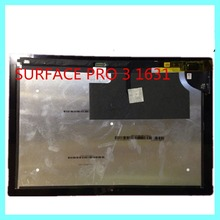 12 INCH LCD Touch Screen For Microsoft Surface Pro 3 (1631) TOM12H20 V1.1 LTL120QL01 001 2160x1440(China)