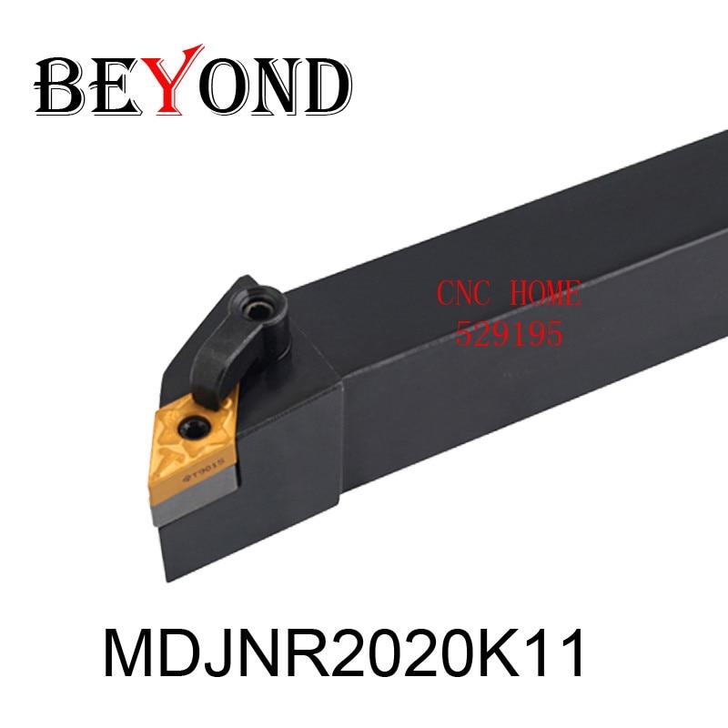 1p MDJNR2020K11 CNC Lathe Arbor Turning Tool CuttingToolholder For DNMG11 Insert