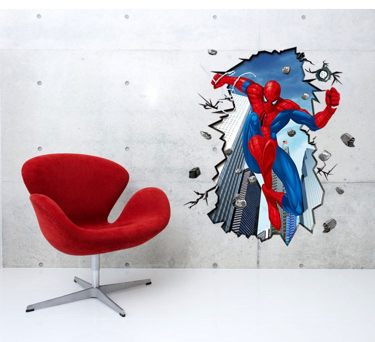 Spiderman Wall Decor compare prices on room spiderman- online shopping/buy low price