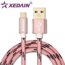 XEDAIN Good Micro USB Data Cable Fast Charging Mobile Phone USB Charger Cable Data Sync Cable Samsung Xiaomi Huawei Android