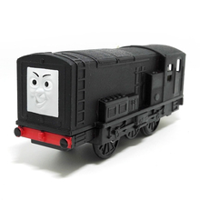 T0182 Electric Thomas and friend Diesel Trackmaster engine Motorized train Chinldren child kids plastic toys gift