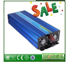 2000W puhdas sini invertteri 2kw Off Grid Solar Inverter 2000W Pure Sine Wave Inverter DC to AC 220/230/240V Solar Wind Inverter
