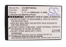 Battery For MOTOROLA For Milestone 3, MT870, For Spice XT, XT531, XT860 4G, XT862, XT882, XT883, etc(China)