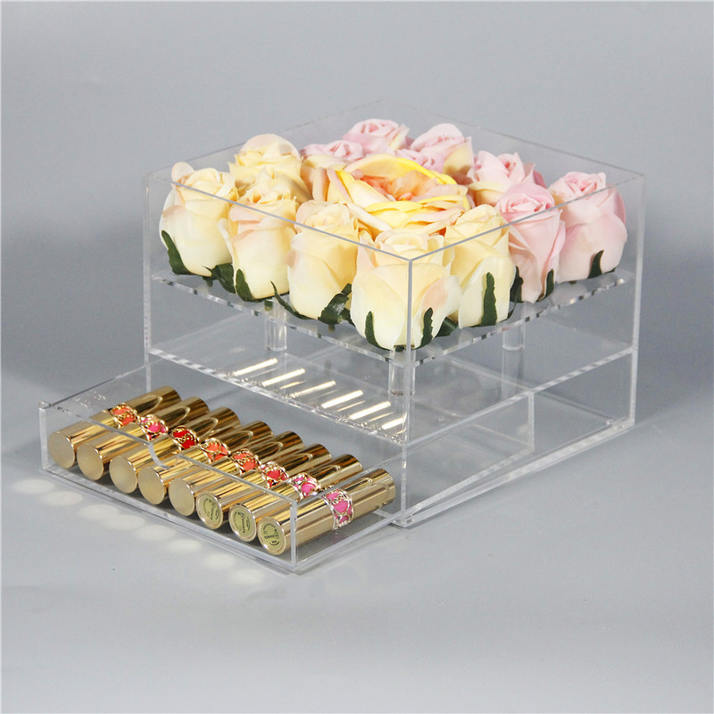 China Acrylic Flower Box Manufacturer