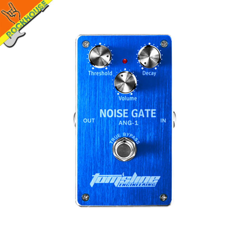 AROMA ANG-1 Noise Gate guitar effect pedal to Reduces the extra noise elimination full metal shell ture bypass free shipping<br><br>Aliexpress