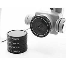Snap on ND filters set (UV/ND4/8/16/32) for DJI Phantom 4(China)
