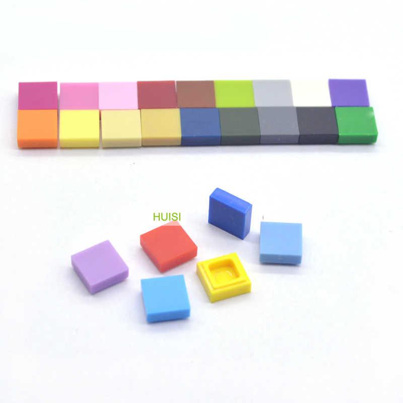 Lego 5 New White Bricks 1 x 1 Dot Building Blocks Pieces