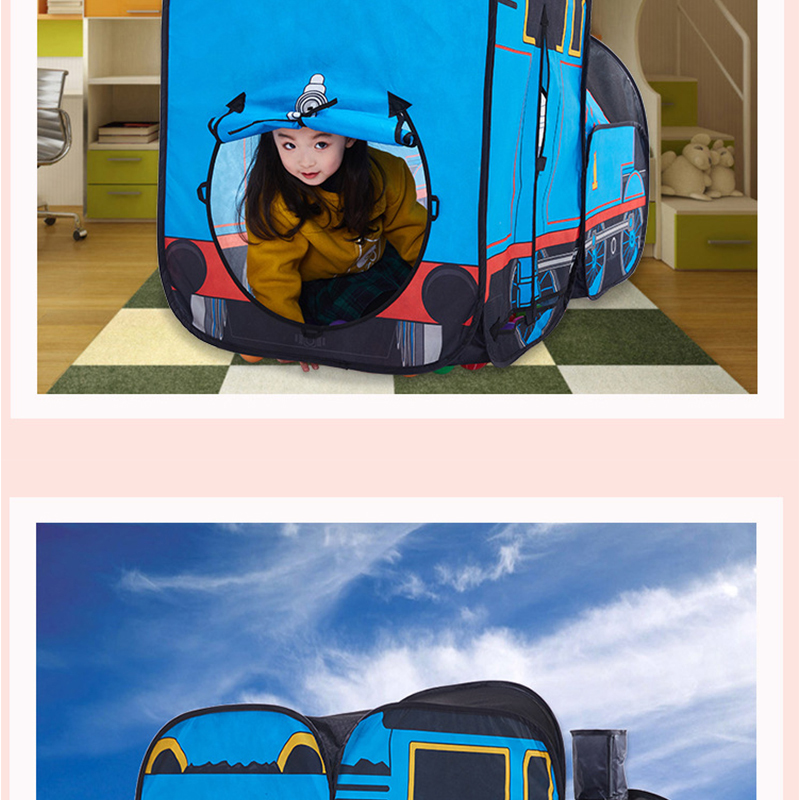 HTB1J8F8RFXXXXbgaXXXq6xXFXXXT - The Train Play Vehicle Toy Tent For Children Pop Up Playhouse Kids Game House Child Baby Portable and inflatable Tents