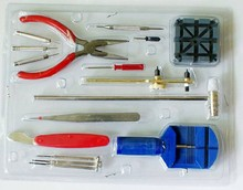 Selling 16 sets of sets of repair table tools package maintenance tool and watch maintenance tool set