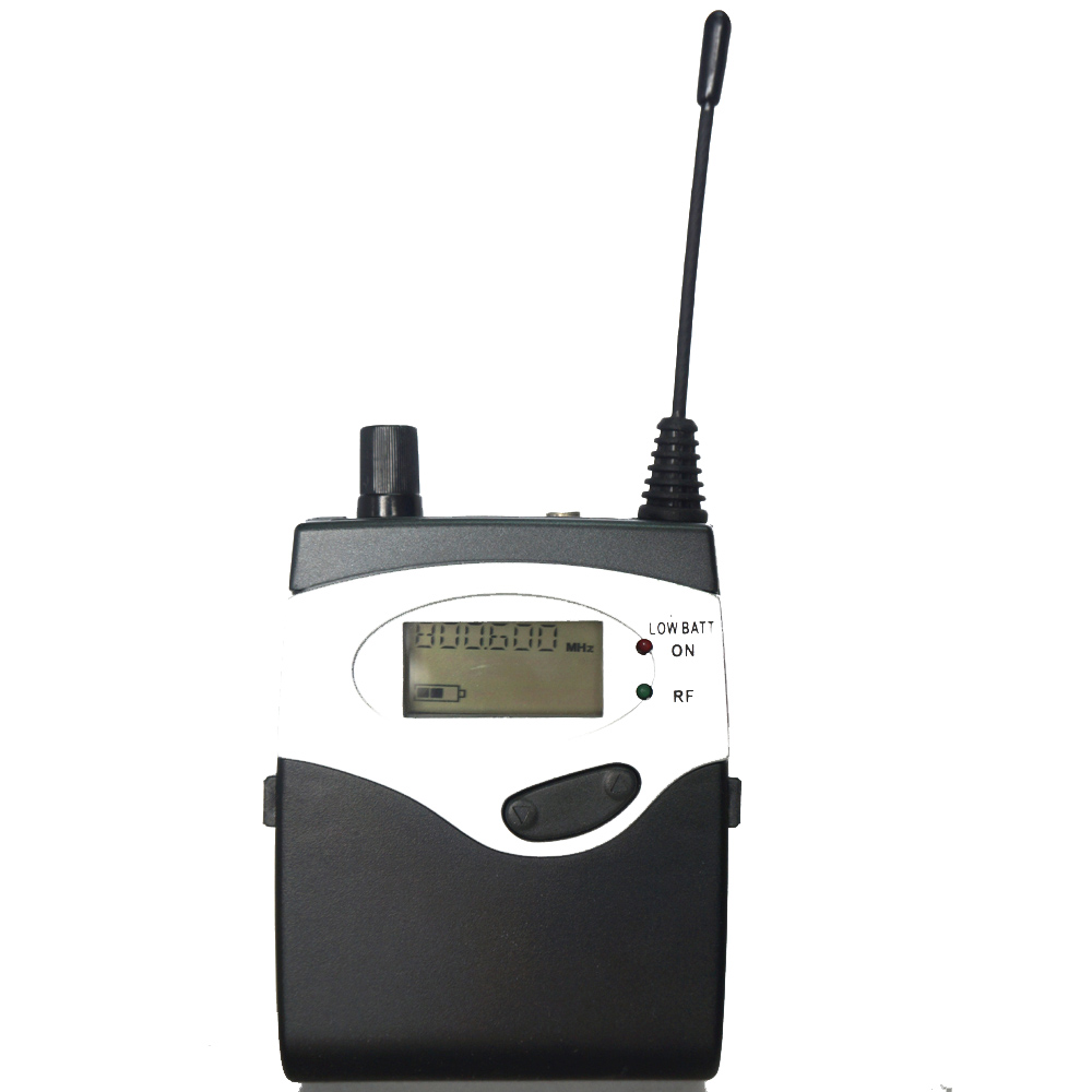 IEM5012 monitor in ear wireless usb input in ear system twin transmitter 5 receiver in ear wireless monitor system for stage