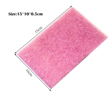 Durable Tough Square And Rectangularl Dish Kitchen Cellulose Sponge Cloth for Dishes Cleaning